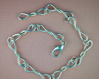 Rope Sterling Silver Bracelet