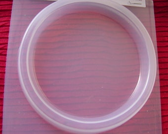 Resin Mold Round Base 3.5 Inches #431