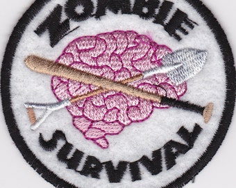 "Zombie Survival ""Scout"" Badge"