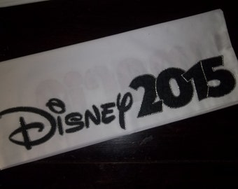 Disney Vacation, Disney Cruise Pillowcase For Family Vacation, Character Autographs, Disney Keepsake