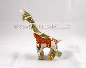 Organic Teething Giraffe - Irwin