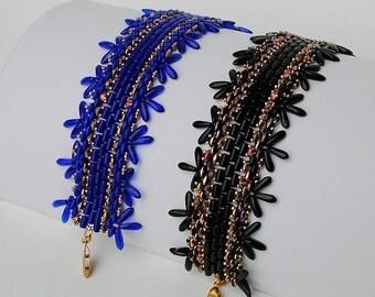 Amalia. Bracelet. Beaded Kit