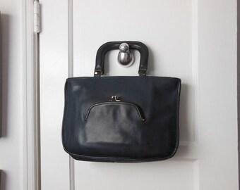 70s purse / 70's Bonnie Cashin Coach Watermelon Tote Bag Purse