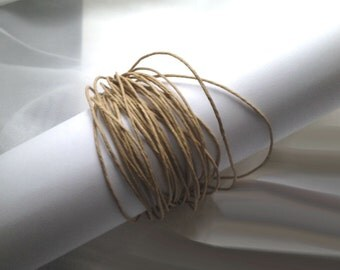 Pay it forward Hemp bundle minimalist  bracelet