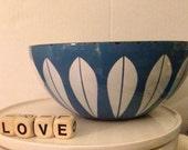 Vintage Catherine Holm Large Bowl