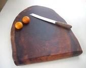 Large Black Walnut End grain Cutting Board