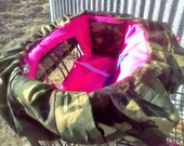 Shopping Cart Cover Camo Camouflage Military READY TO SHIP