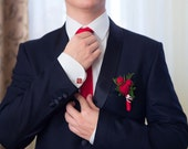 For the Groom, Boutonniere Charm, Boutonniere Locket