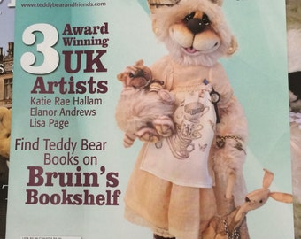 Teddy Bear and Friends Magazine October 2014 Issue
