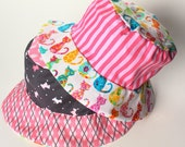 Baby girl bucket hat for ...