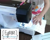 Little Seamstress Lessons .PDF Printable Sewing Lesson Activities