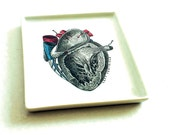 Heart mini-tray