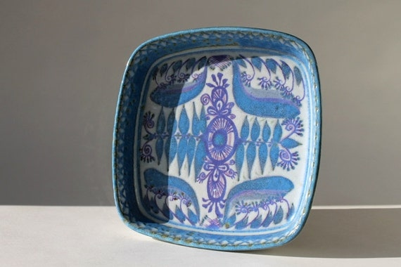 Danish Modern Royal Copenhagen Fajance Bowl, Tenera Alumina, Marianne Johnson Ceramics