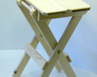 Regular Pine Folding Table , Handcrafted