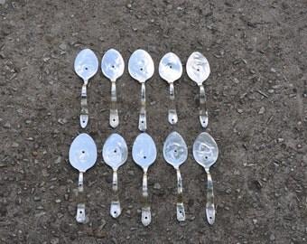 10 Serving Spoon Door Pulls