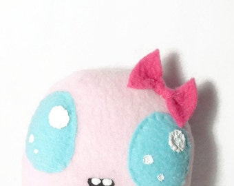 Cute Monster - Kawaii Plush Stuffed Toy