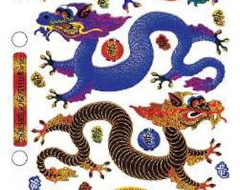 Asian Dragons EK Sticko® Stickers