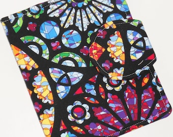 Kindle Paperwhite Tablet Cover Kindle Fire HD Nook Tablet Nook Color Stained Glass eReader cover