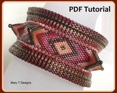 PDF Tutorial for Geometric Bangle Bracelet...EBW Team
