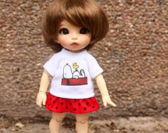 B226 -  Lati Yellow / Pukifee Outfits