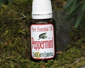 PEPPERMINT Essential Oil - refreshing and energizing aromatherapy, use in bath products, oil blends, diffusers