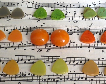 Bakelite Cufflinks - Color Choice