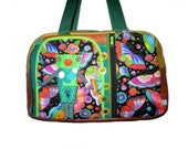 Bag molly creative bag unique bag n7 bag butterfly laurel burch
