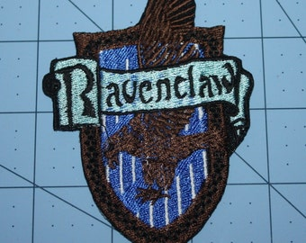 Ravenclaw Iron on Patch