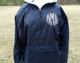 Charles River Classic Solid Pullover Fully Lined Personalized