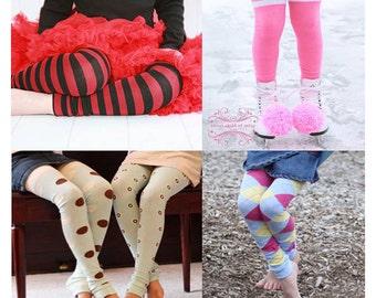 Girls Leg Warmer Black Friday Sale Free Shipping