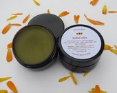 Herbal Hempseed Salve/All-Natural/Soothe Minor Skin Problems/Eczema/Psoriasis