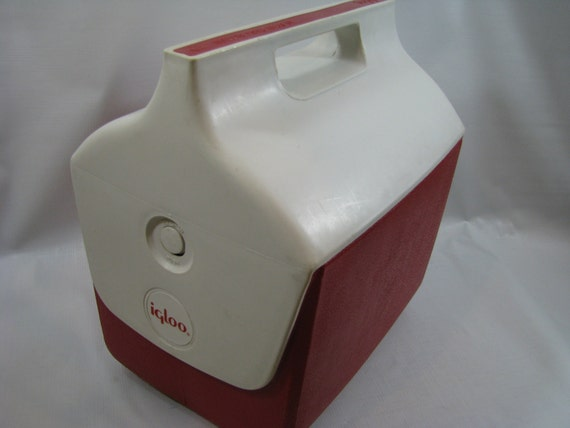 Vintage igloo little playmate ice cooler chest camping by - Igloo vintage ...