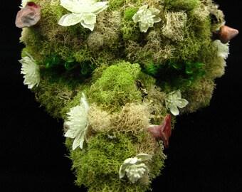 Fantasy Mask, Lady Moss Goblin