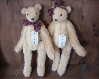 Mr. and Mrs. Ted E. Bear