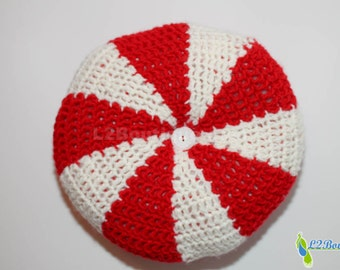 Christmas Collection Peppermint Pillow