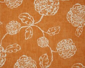Custom made Designer fabric shower curtain Magnolia Home Fashions adele tango