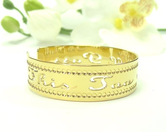 This too shall Pass, dainty gold cuff, Affirmation jewelry, thin gold bracelet cuff, gold jewelry, inspiration, love cuff, faith jewelry