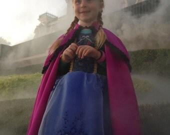 Anna costume frozen custom princess 7