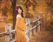Autumn Head Wreath
