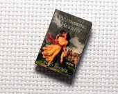 Needle Minder Miniature Book Wuthering Heights 1 Inch