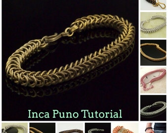 Inca Puno/Box Weave Tutorial PDF