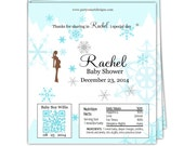 Baby Shower Candy Wrappers/Hershey Candy Wrappers/Large Candy Bar Wrappers/Chocolate Bar Wrappers/foil included