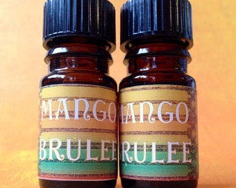 MANGO BRULEE- 5mL Perfume Oil