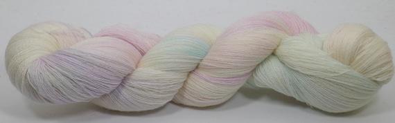 Baby PHX--Pixie Dust 52/2 merino/cashmere/silk 1300 meters