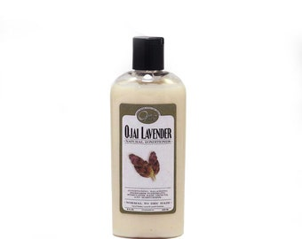 Natural Conditioner, curly hair, thick hair, hair growth, lavender, organic calendula extract