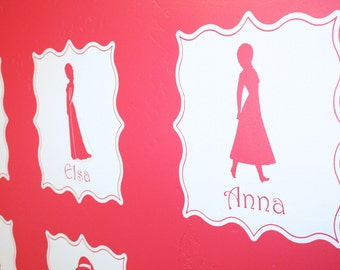 Disney Princess Vinyl Wall Decals