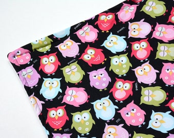 Waterproof Changing Mat Baby Cute Owl Baby Gift Blanket Travel Change Pad Baby Accessories Gender Neutral Shower Gift