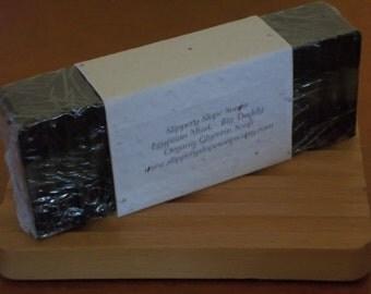 Egyptian Musk Big Daddy Organic Glycerin Soap - 6oz