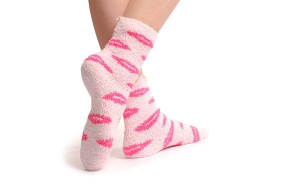 Ladies RJM Snow Soft Fluffy Socks Great Price! SK292 4 Colours