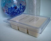 Clamshell Soy Tarts scented with Essential Oils - CHOOSE YOUR SCENT